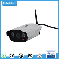 Smart Wireless Security Cameras Outdoor WiFi IP Cameras with Night Vision Easy Remote Access