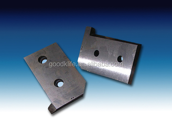 Scrap Chopper Blades Of Hot Rolling Sheet Metal Buy