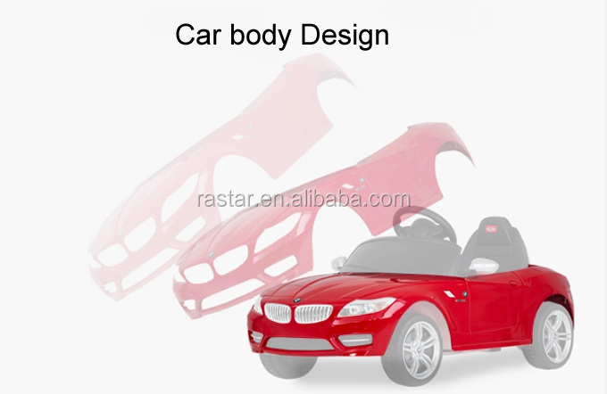 BMW car RASTAR kids ride on electric cars toy for wholesale