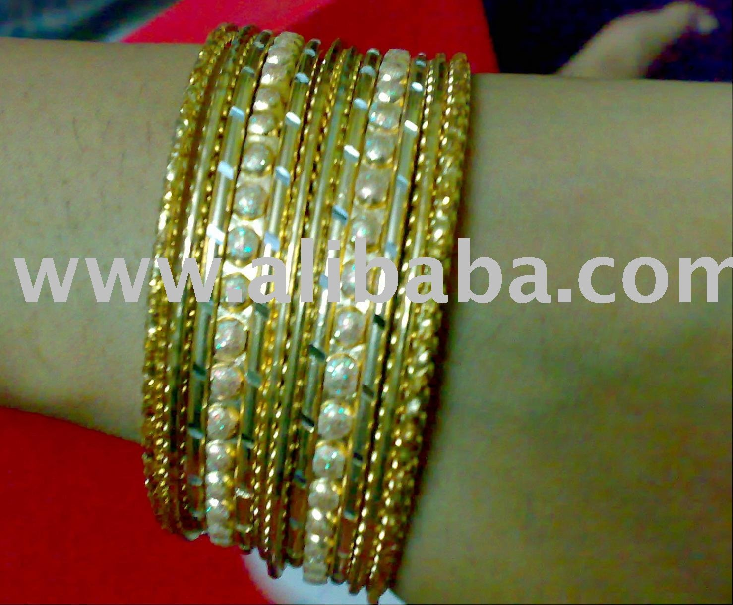 Wholesale Indian Metal Aluminium Bangles, Wholesale Indian Metal ...