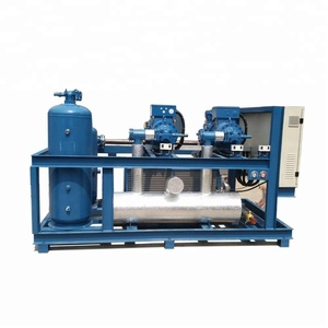processing cold workshop condensing unit