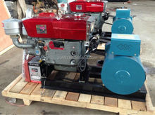 2015 cheap price used diesel generator for sale, 25 kva diesel generator