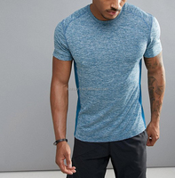 Men Gym Wear Dry Fit Running T Shirt