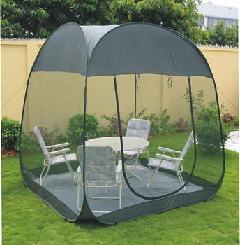 Hexagonale Personnalisée En Aluminium Abri Grillagé Tente D\'abri D ...