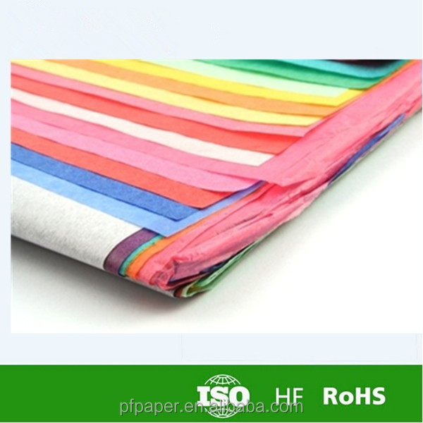 Coloured Fadeless Wrapping Tissue Paper Wholesale