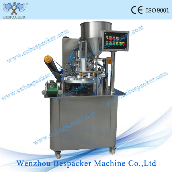 XBG-900 series rotary type automatic cup water production line