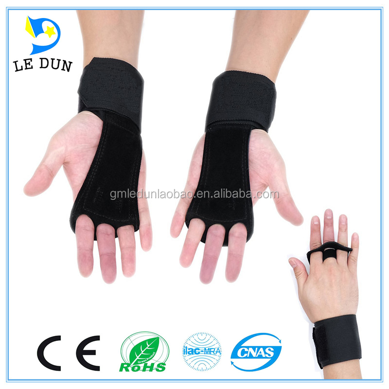 Weight Lifting Gloves With Wrist Wraps Support for Gym Workout, CrossFit, Weightlifting, Fitness ,Cross Training