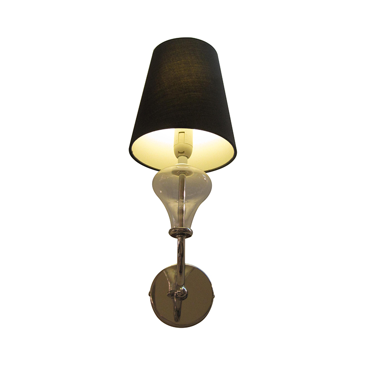 Industrial Hot sales Nordic Retro type Iron Brass E27 indoor wall lamps lights