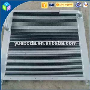 Kubota Hydraulic Excavator KX135 Oil Cooler Hot Sale
