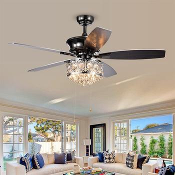 Ventiladores de techo con lámpara Ventilador Eléctrico Araña