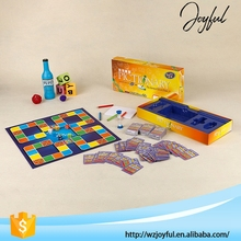 Intelligence Hot Selling Speak Out Design activity board game
