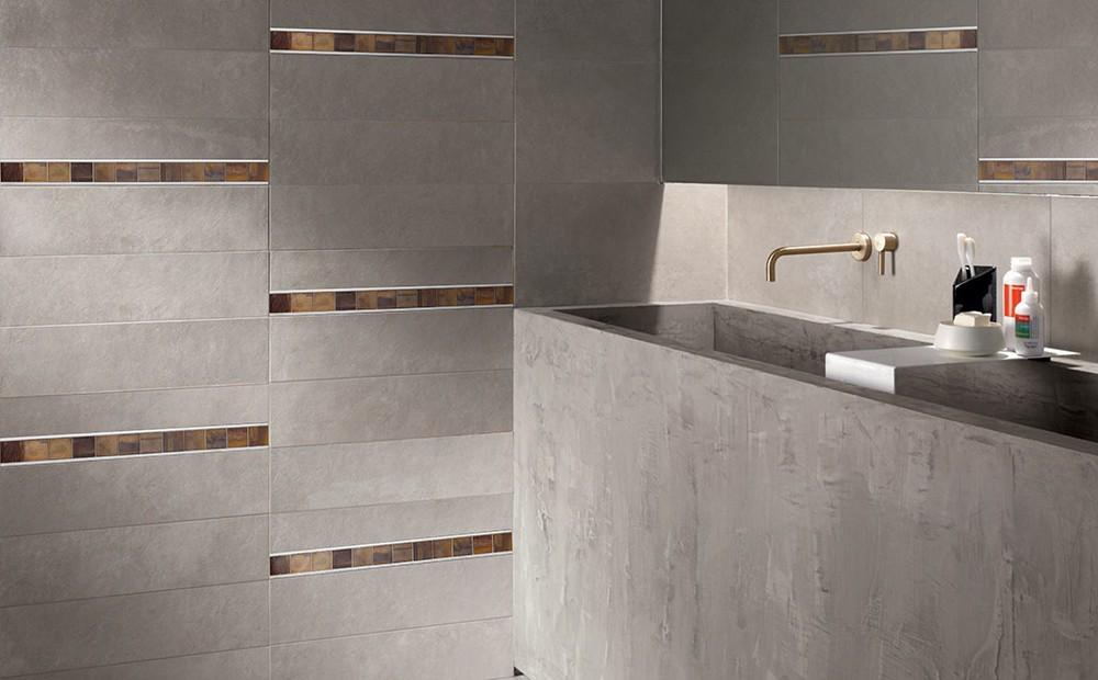 Tegola in alluminio trim per marmo bordo decorazione angolo bordi