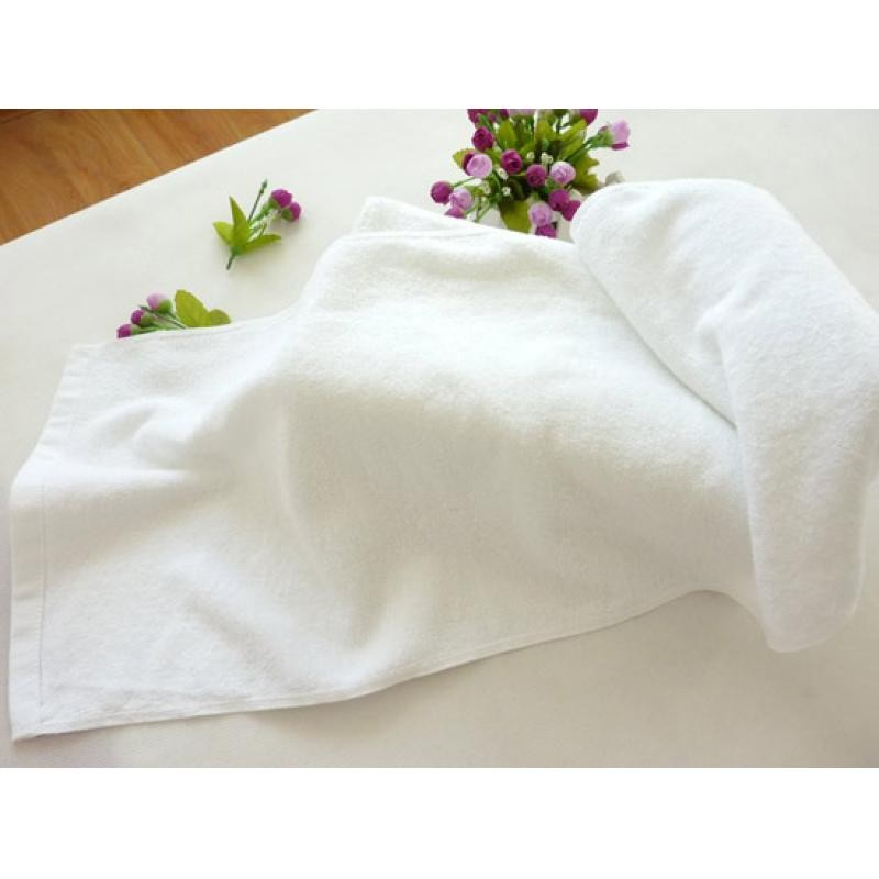 Luxury Softness White Disposable Hand Towel For Hotel