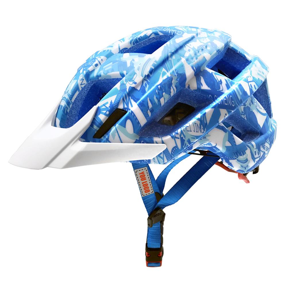 Colorful Road Sportbicycle Adult Bike Helmet 3