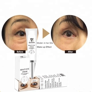 Best selling products B-Queen eye cream remove eye bag with 1 minute eye cream
