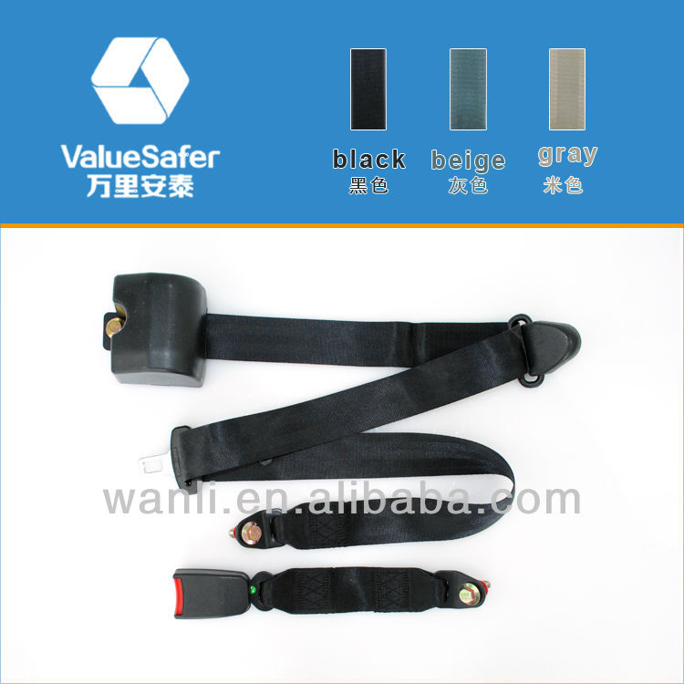 C013c 3point Elr Security Belt With Automatic Retractor,Car 3point ...