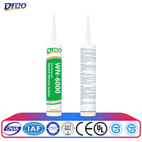 neutral metal sheet silicone sealant for windows and door