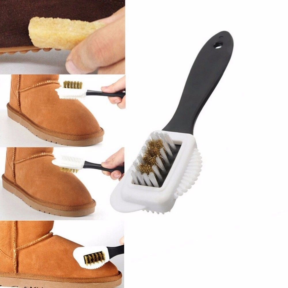 14da160f58 Get Quotations · Cheenjo Multi-functional use Cleaning Brush Kit