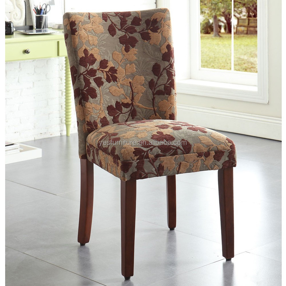 Dc-015 Modern Home Goods Fabric Cover Dining Room Chair In China - Buy Fabric Dining Chair ...