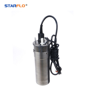 STARFLO SF2480-30 12LPM DC 105-110PSI high capacity mini solar powered deep well submersible pump prices in india