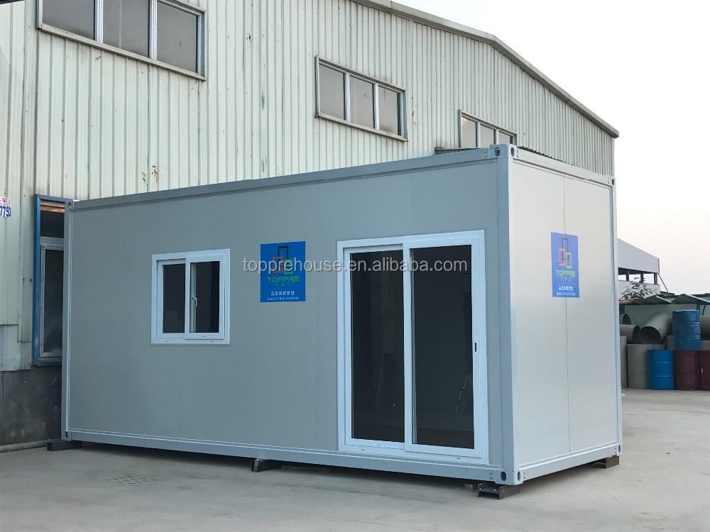 Container Verkoop Huizen : Lage kosten porta cabin container woningen china prefab huizen 40 ft