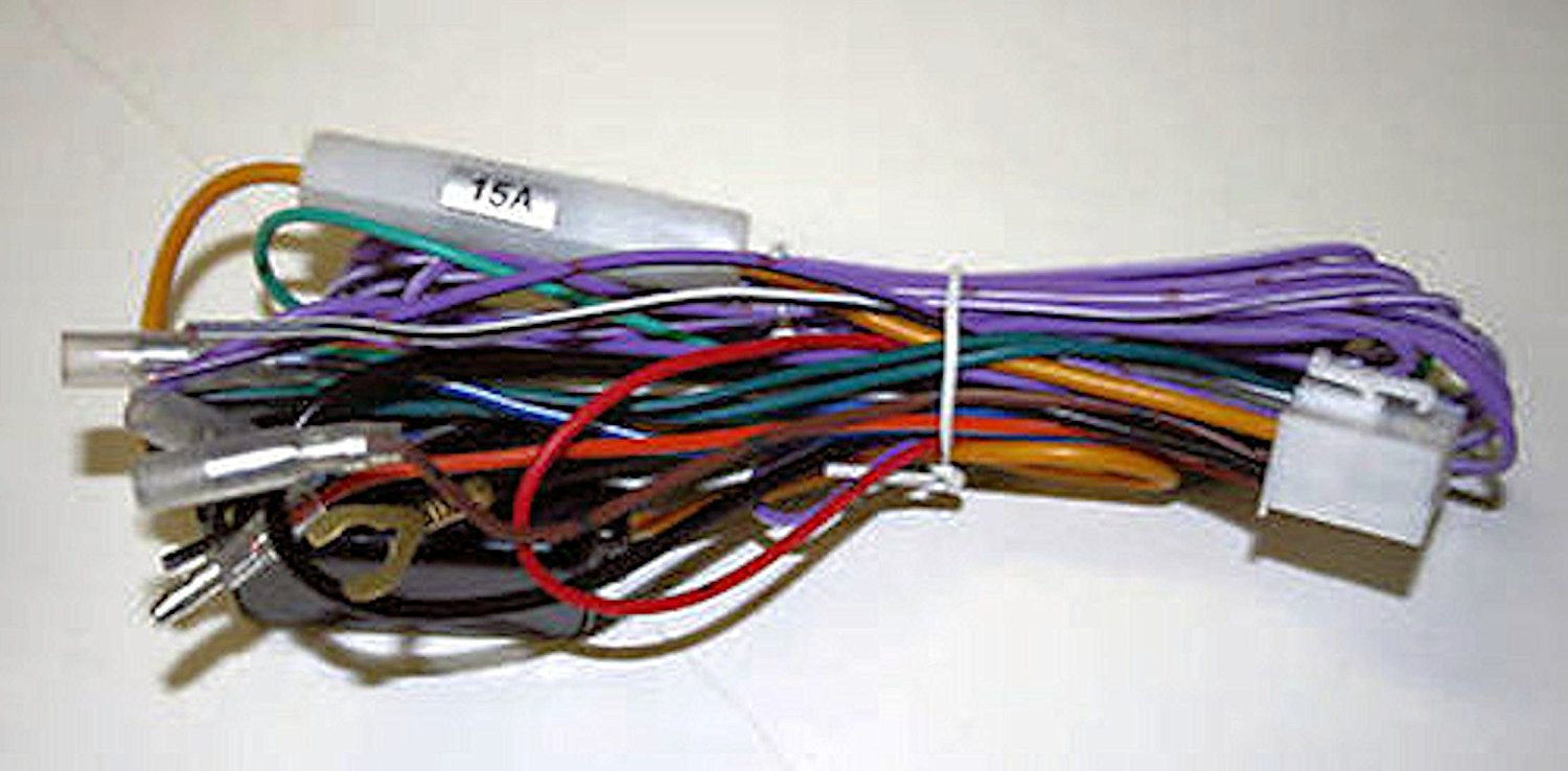 get quotations · clarion wire harness nx409 nx500 nx501 nz409 nz500 nz501  vx400 vx401 vz400 vz401
