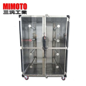 Sheet metal fabrication service all kinds of sealing storage cabinets with metal sheet