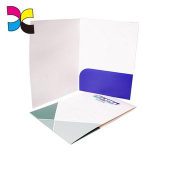 Unternehmen Datei Präsentation Papier Ordner Druck Mit Schlitz Für Visitenkarte Buy Datei Präsentation Papier Ordner Datei Präsentation Papier