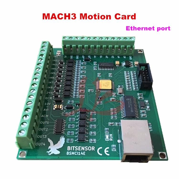 Mach3 4 Axis Controller Card Cnc Motion Controller Card 200khz - Buy 4 Axis  Controller,4 Axis Controller Card,Cnc Motion Controller Card Product on
