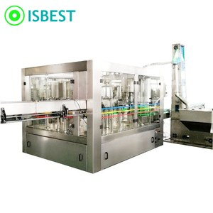 Full set of small fruit juice filling equipment/beverage filling machine manufacturer