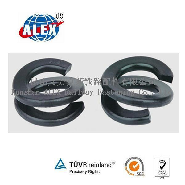 Railway Spring Washer Specification,Flat Railway Washer,Railroad double layer washer