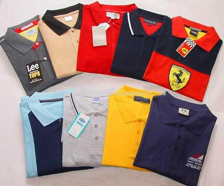 Fashionable Polo T Shirt Supplier Manufacturer In Bangladesh - Buy ...