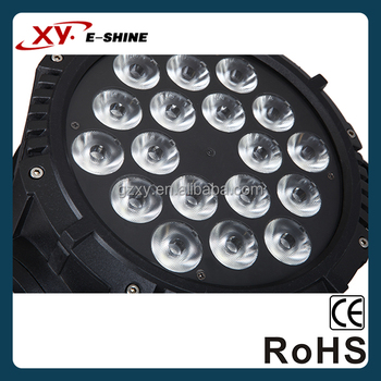 Hot Selling !!! 18*10w Rgbw 4in1 Waterproof Led Par Can 18x10w ...
