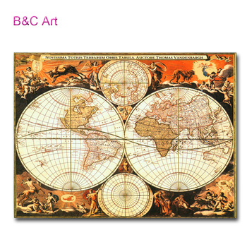 Old fashioned wall decor print world globe map for wholesale buy old fashioned wall decor print world globe map for wholesale gumiabroncs Image collections