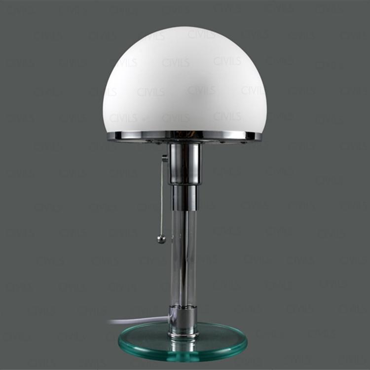 wilhelm wagenfeld tafellamp bauhaus lamp tabel lampen leeslampen product id 60322531905 dutch. Black Bedroom Furniture Sets. Home Design Ideas