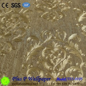 Glitter wallpaper/wallpaper china/ wallpaper rolls