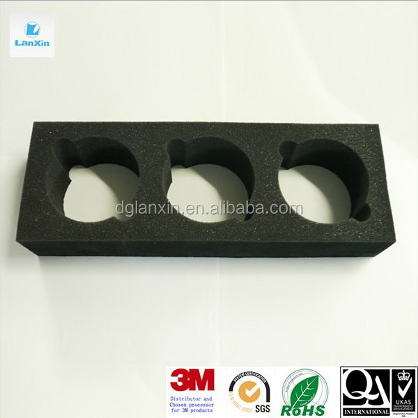 Special fashionable customized packing pe foam products