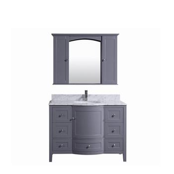 48 Inch Modern Bathroom Vanity Units Cabinet T9309   Buy 48 Inch  Vanity,Modern Bathroom Units,Tita Product On Alibaba.com