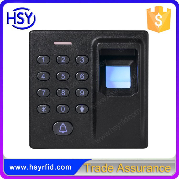 USB communication Cheap Keypad door access fingerprint entry system