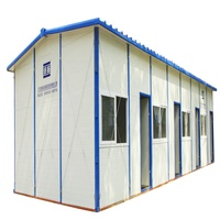 Prefabricated building, bungalow, living kit, modular cabin