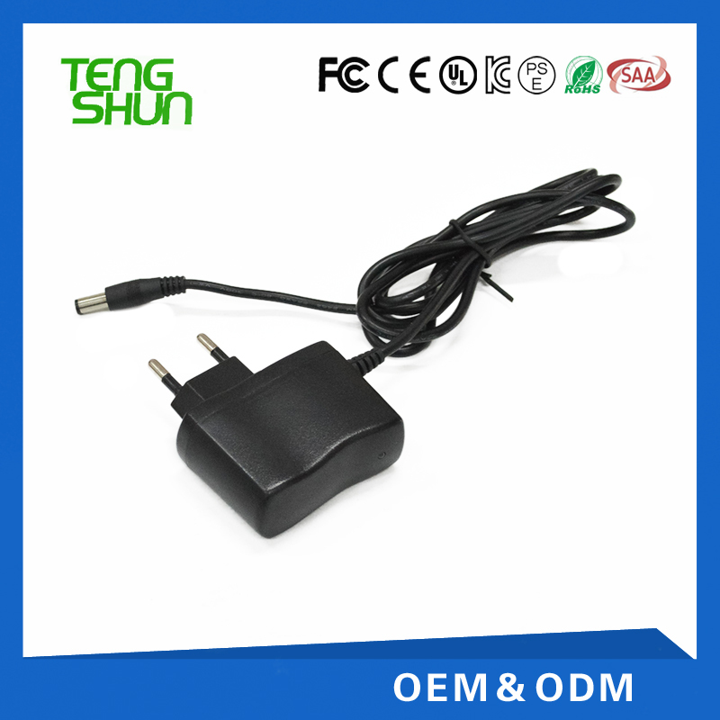 3.65V1A 7.3V500ma lifepo4 battery charger with usb UL CE FCC