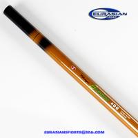 4.0m cheap price river fresh fishing glass telescopic pole bamboo fishing rod