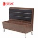 American standard custom made restaurant furniture restaurant booth seating