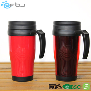 BPA free 2018 hot selling double wall cheap coffee tumbler