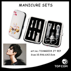 fashion cosmetic pedicure nail tool kit manicure kit for beauty salon