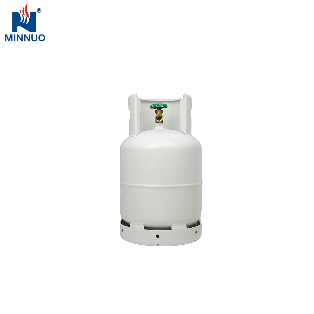 Wholesale low price 9kg empty lpg cylinder propane tank for Mexico North  America Canada
