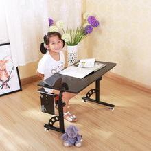 height adjustable kids study table