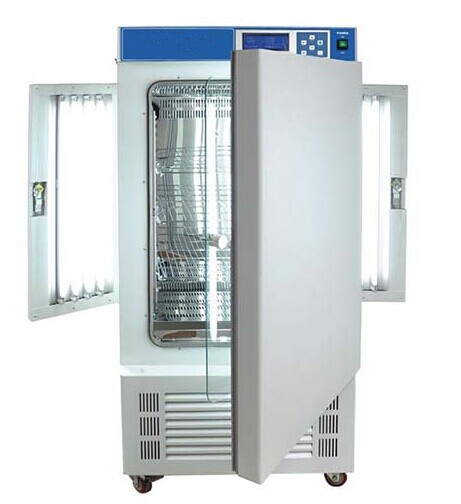 Laboratory Illumination Incubator for plant Growth