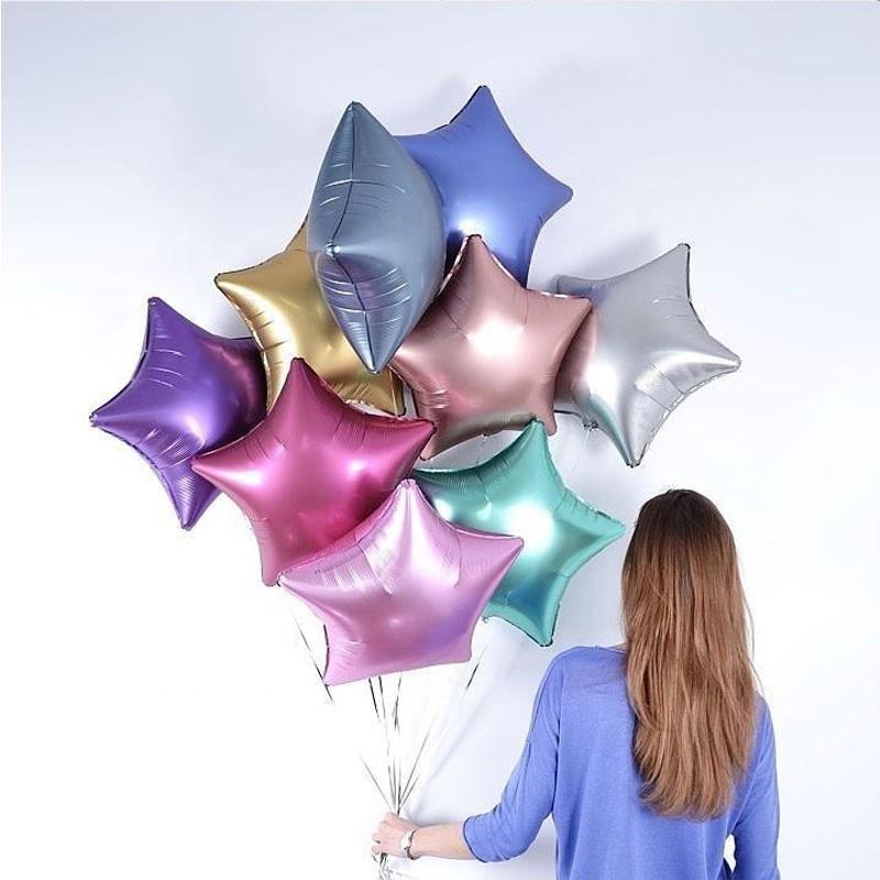 Yeni Ürün Fikirleri 2019 Parti Balon Krom Folyo Balon
