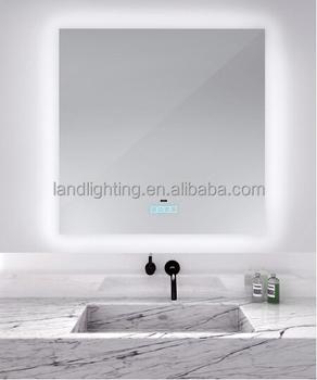 Luxury Illuminated Bathroom Led Strip Light Eacy Changable Ce Ip44 ...
